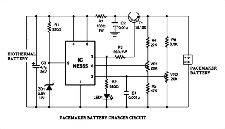 Figure 3 :Charger circuit[9]