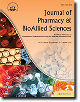 Journal of Pharmacy And Bioallied Sciences